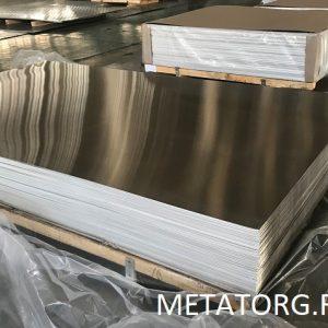 Алюминиевый лист АМц