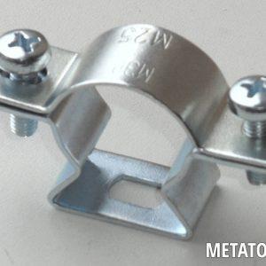 Хомут металлический для труб