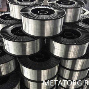 Проволока стальная сварочная Св-06Х15Н60М15