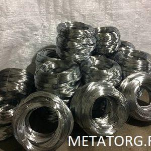 Проволока стальная сварочная Св-06Н3