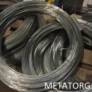 Проволока стальная сварочная Св-08Х19Н10М3Б